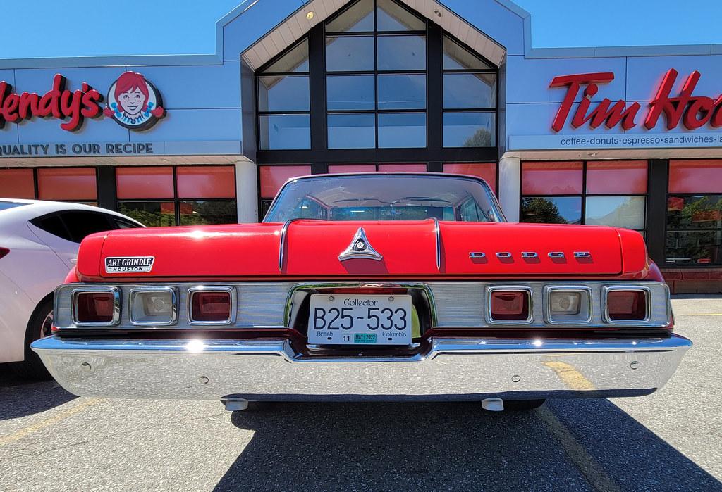 1964 Dodge Polara 426 Max Wedge