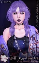 [^.^Ayashi^.^] Yukina hair special for FaMESHed