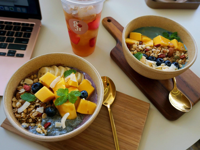 Goji cafe Chiang Mai