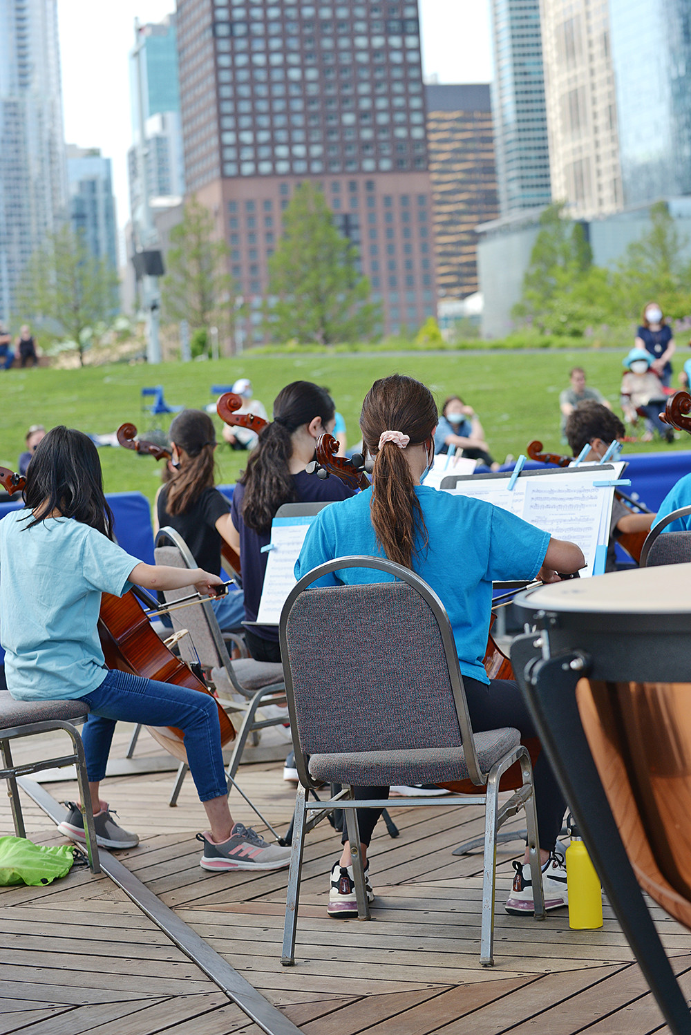 CYSO at the Pier