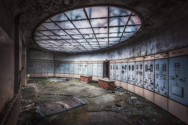 forgotten control center