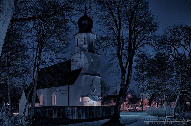 Kühl leuchtende St. Margareta