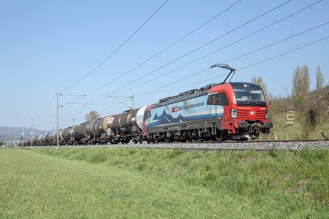 SBB Cargo 193 466 Sissach