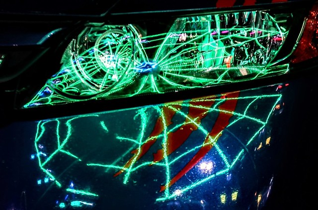 Spidey reflections