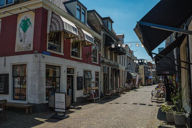 Leeuwarden op zondag 30 mei 2021