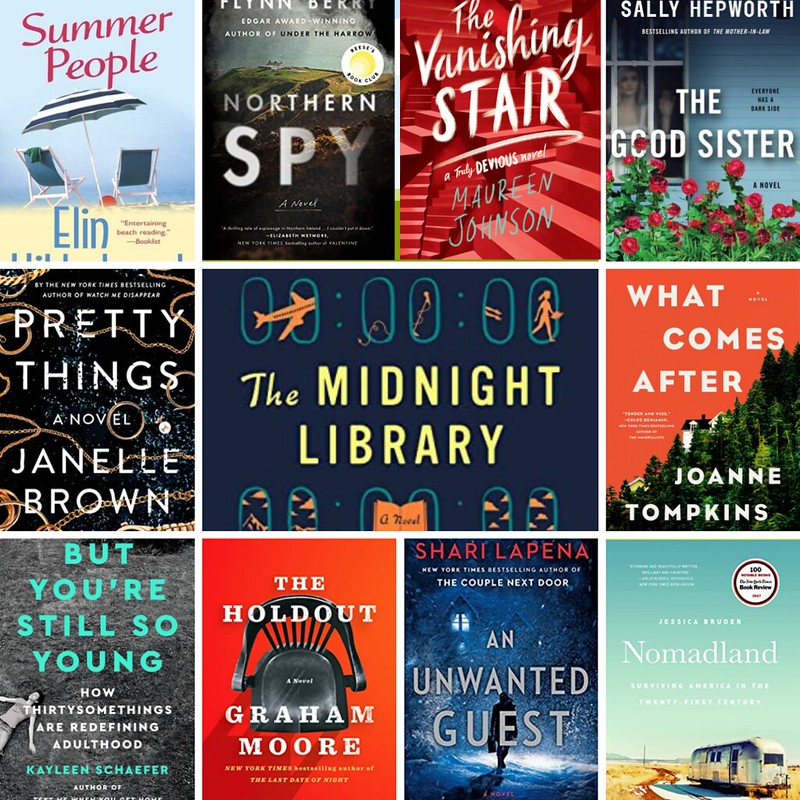 Books May 2021