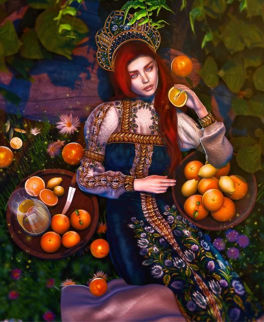 ~Midsummer Fruit~