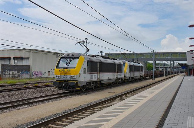 CFL 3002-3006 Howald (Antwerpen)