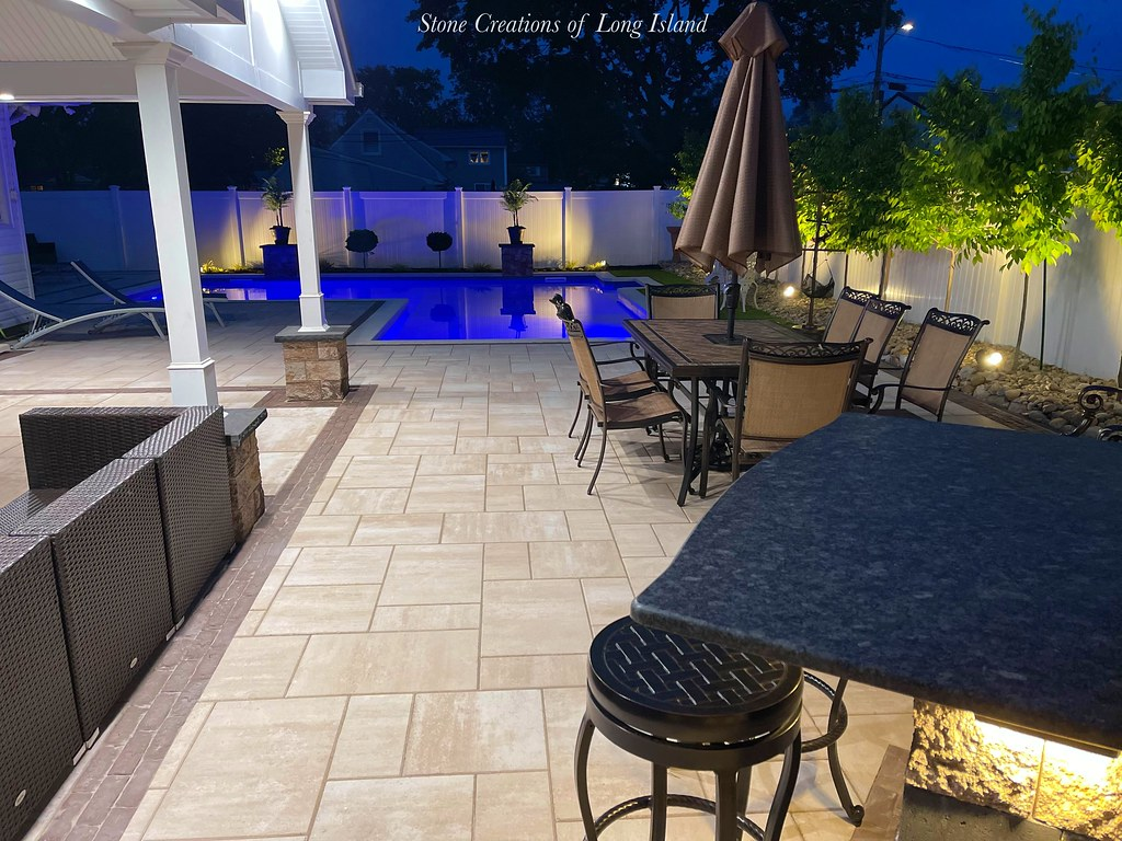 Outdoor Living - Stone Creations of Long Island