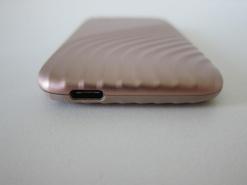 WD My Passport SSD - USB-C Port