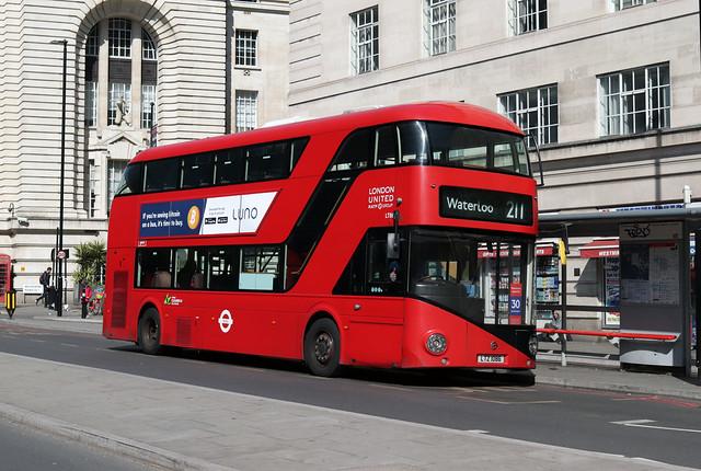 Route 211, London United, LT86, LTZ1086