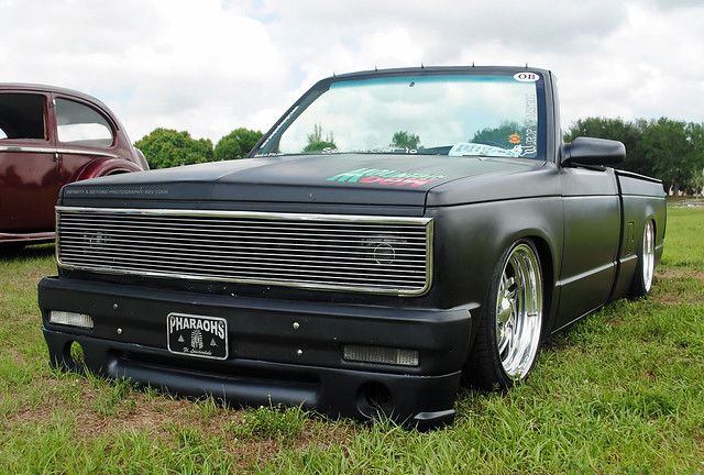 Customized Chevy Pickup