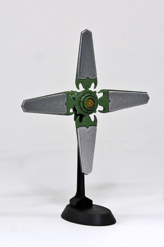 Garmillas Beam Weapon Reflector Satellite-A