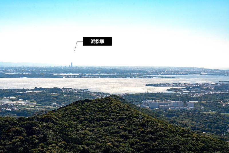 浜名湖と浜松市