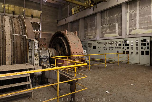 Mine du Fléau, FRA