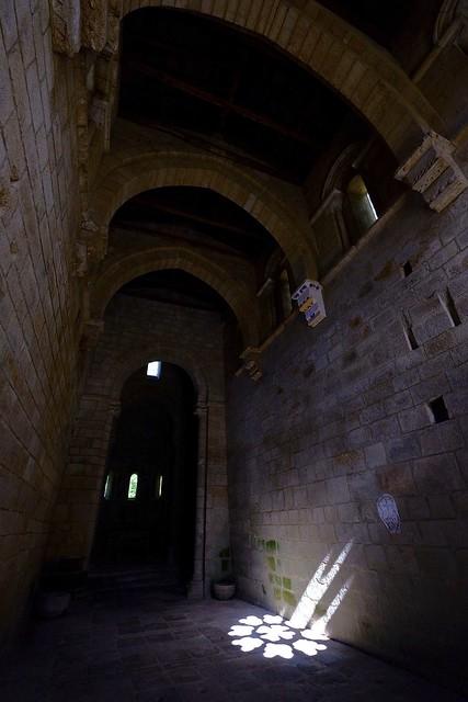 ...Monasterio de Santa Cristina...
