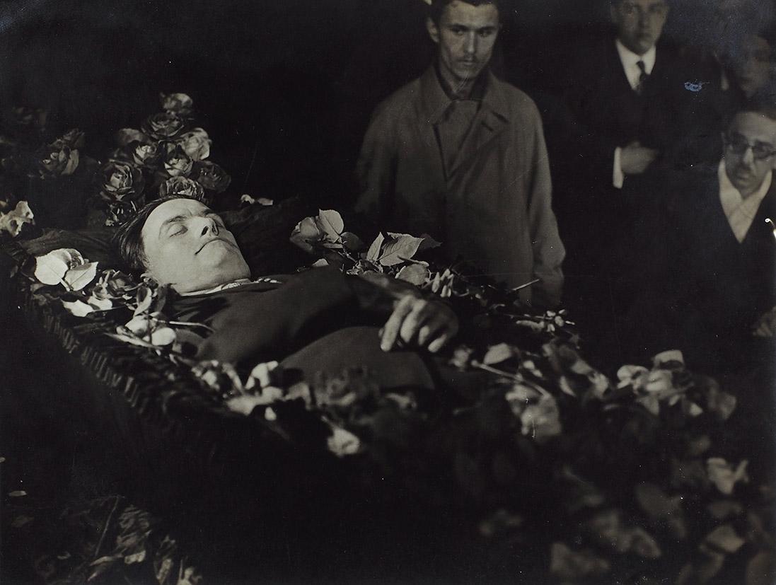 06. 1930. Маяковский в гробу. 15 апреля