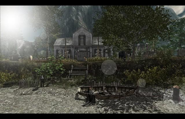 ... Scarlet Creative Prairie Cottage...
