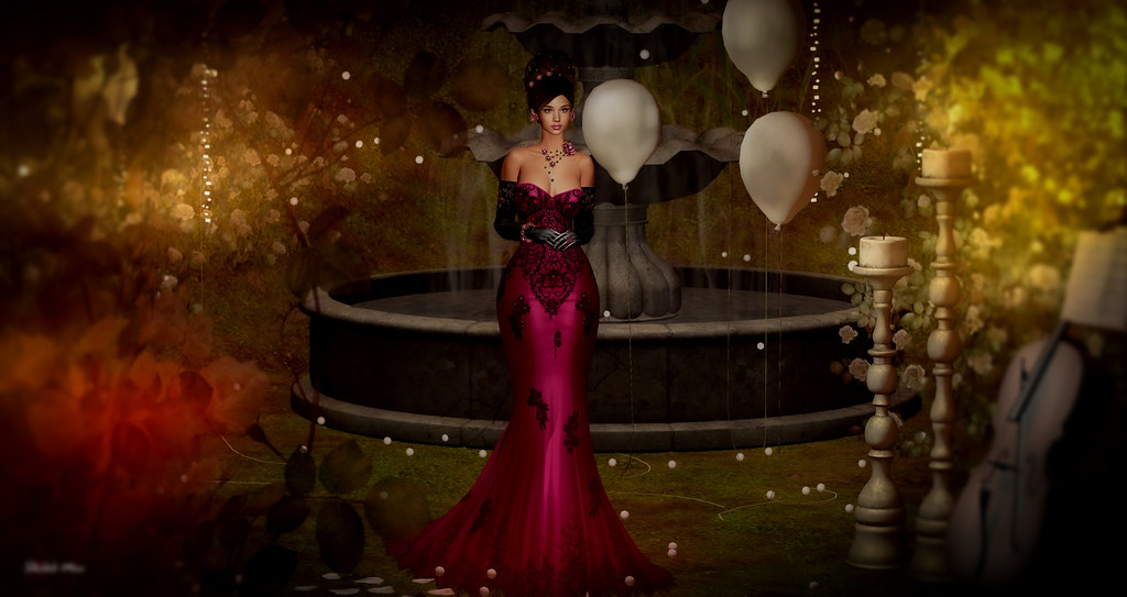 Ethereal Beauty - Formal Gown for Miss SL ♛ 2021 Grand Finale