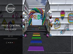 ⚠️ NEW GROUP GIFT ⚠️ PRIDE CENTRAL