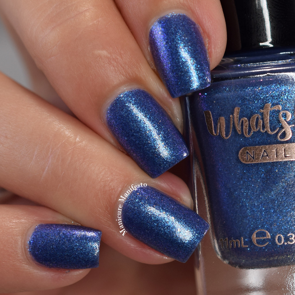 Whats Up Nails Downpour swatch