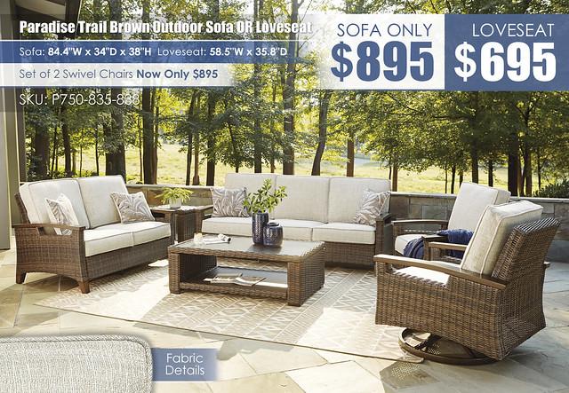 Paradise Outdoor Sofa OR Loveseat_P750-838-835-821(2)-P783-1-2-ALT