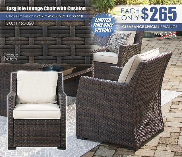 Easy Isle Lounge Chair with Cushion_P455-822-820-625