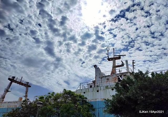 「八斗子觀光漁港(前碧砂漁港)」(Fishing Port), North Taiwan, Apr 19, 2021.