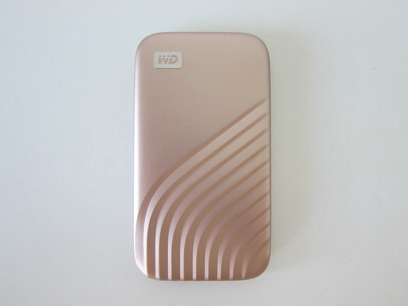 WD My Passport SSD - Front