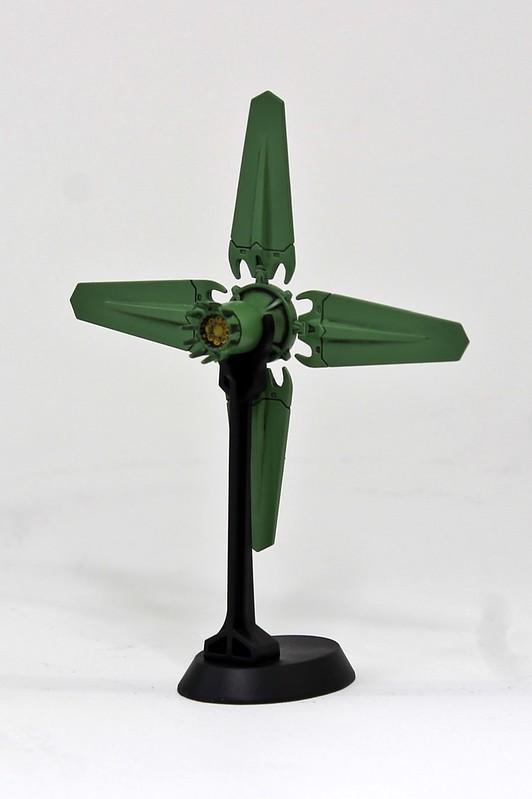 Garmillas Beam Weapon Reflector Satellite-C
