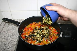 33 - Add browner zucchini / Zucchini ebenfalls wieder-hinzufügen