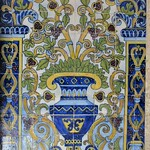 Lisbon - Mercado Ribeira Tiles