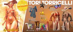 [SPOTLIGHT] TORI TORRICELLI for FaMESHed June