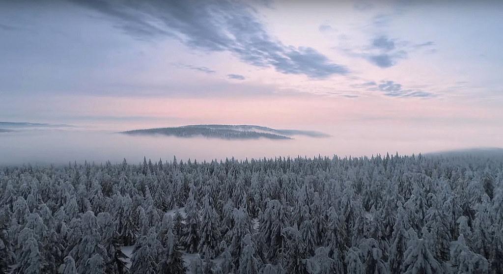 Velká Deštná Orlické hory Tschechien foto 13