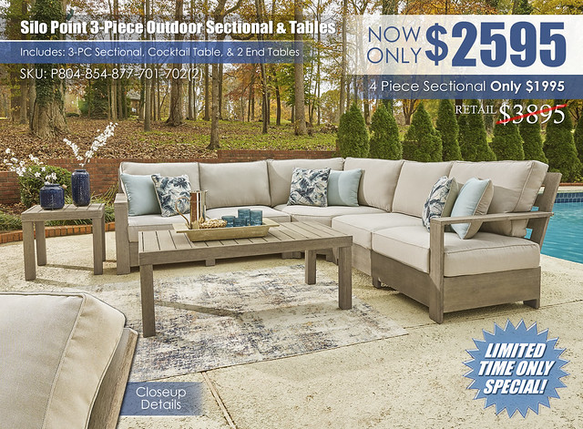 Silo Point 3-Piece Sectional & Tables_P804-MOOD-H-B