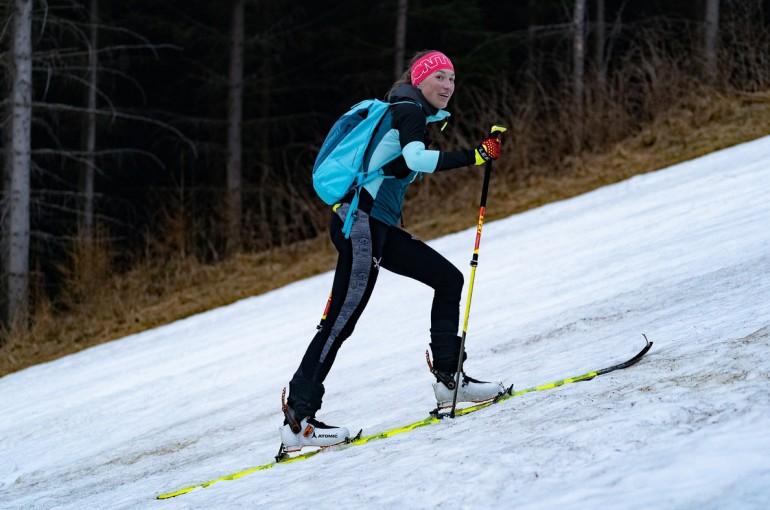 Everesting na skialpech?