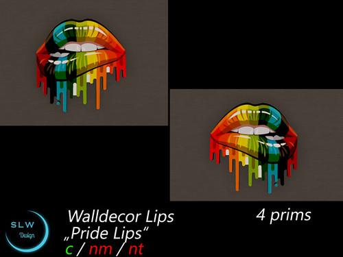SLW Design - Pride Lips