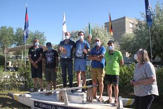 Podium: Trofeo Alto-Adriatico e del Challenge Bene Wiedemann 2021