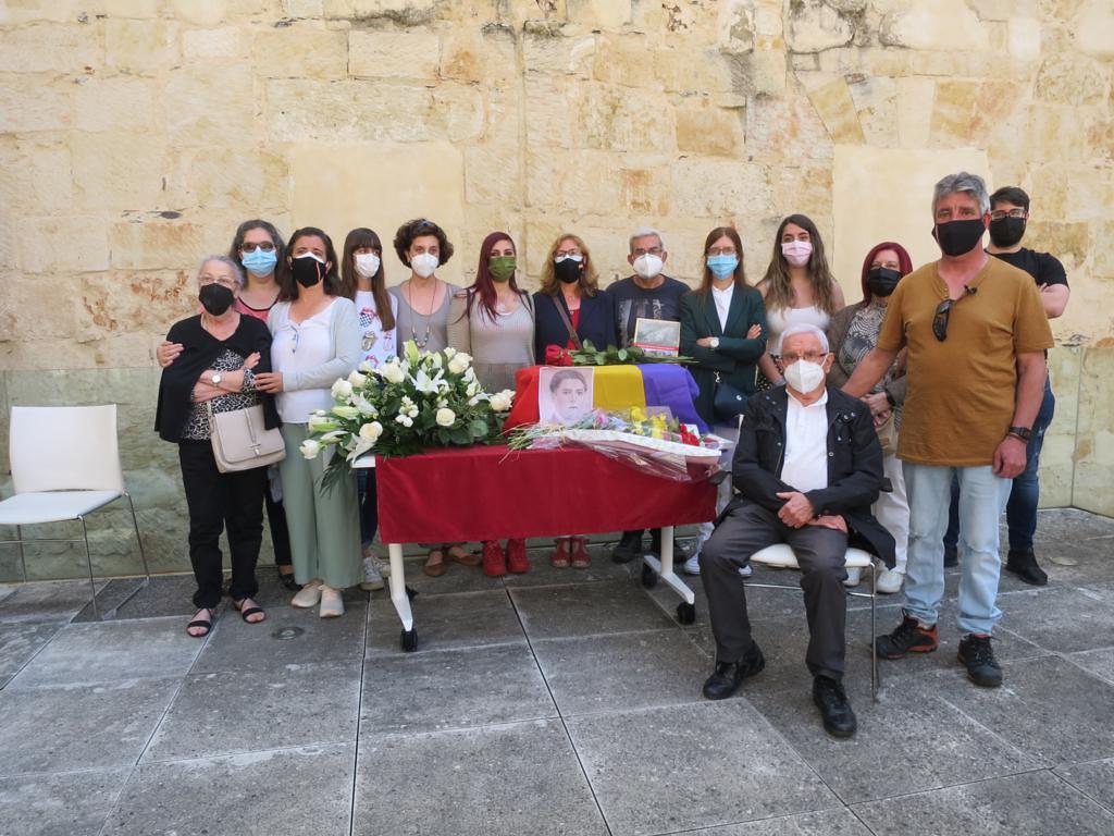 Homenaje a Ramón Haro Gómez en el Centro Memoria Histórica.  (15)_1024x768