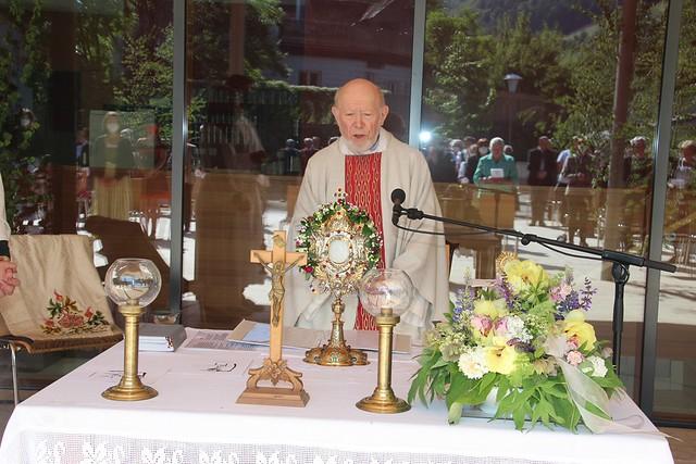 Fronleichnam in St. Nikola 03.06.2021