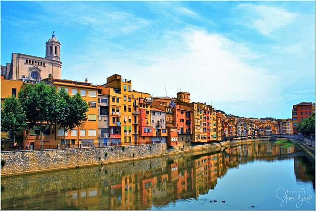 River Onyar - Girona