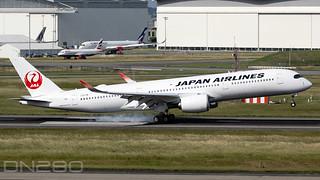 Japan Airlines A350-941 msn 497 F-WZNO / JA09XJ