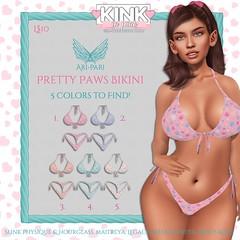 [Ari-Pari] Pretty Paws Bikini