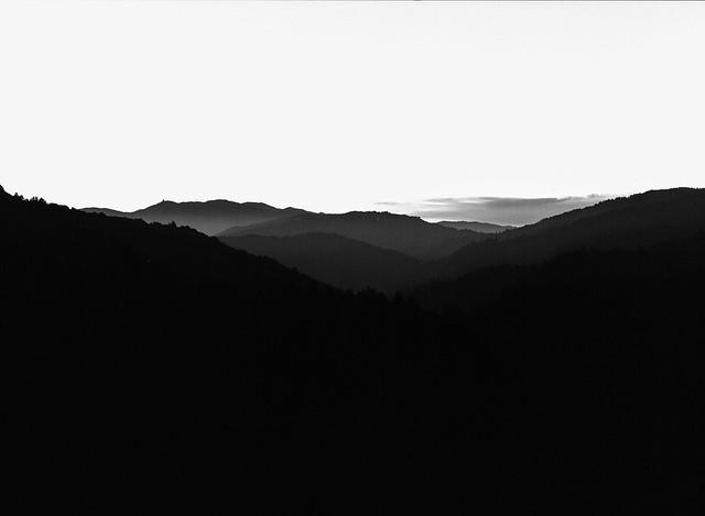 Coastal Range Mountains, California [2012]