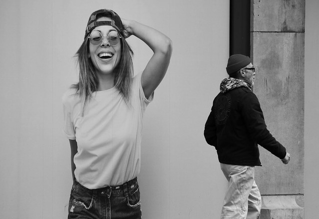 Laugh And Walk Away