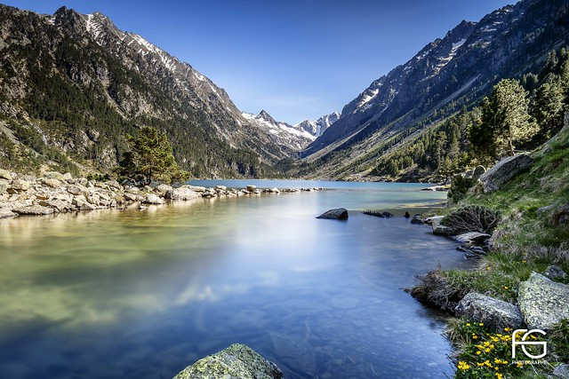 Le Lac de Gaube #explore