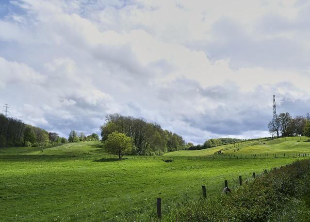 Landscape Heerlen Kunderberg