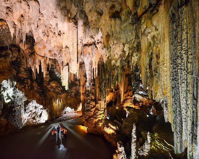 Cueva de Nerja, de los lugares más increíbles que ver en la Costa del Sol