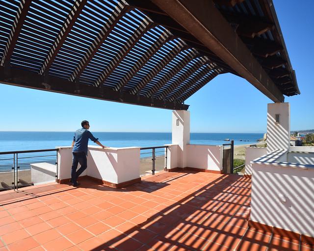Nuestro alojamiento en la Costa del Sol