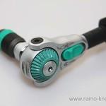 Wera Zyklop 8000 Speed Ratchet review - Hazet 916SP Comparison 8675